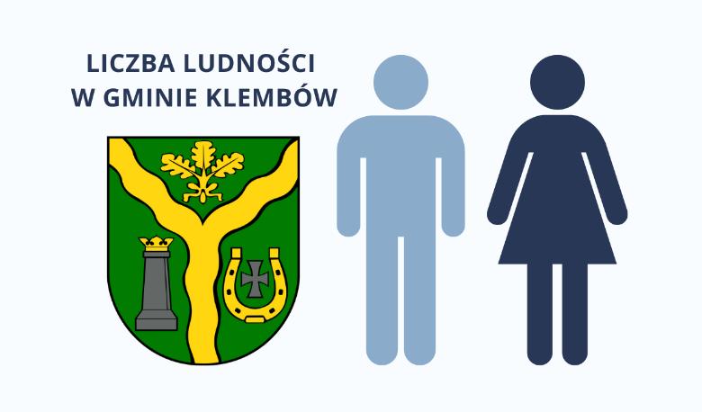 Liczba ludności w Gminie Klembów