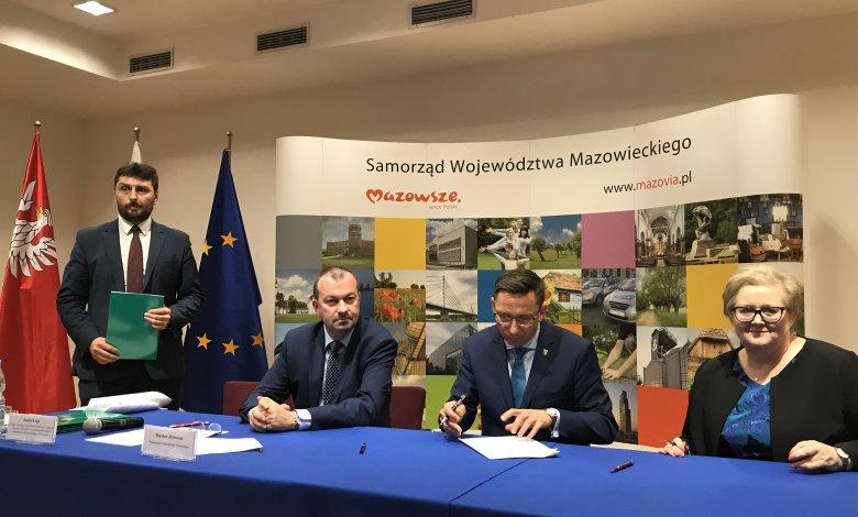 Kolejne środki finansowe z Urzędu Marszałkowskiego trafią do Gminy Klembów