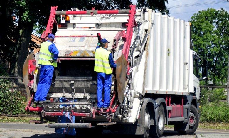 Uwaga! Zmiany w harmonogramie odbioru odpadów komunalnych
