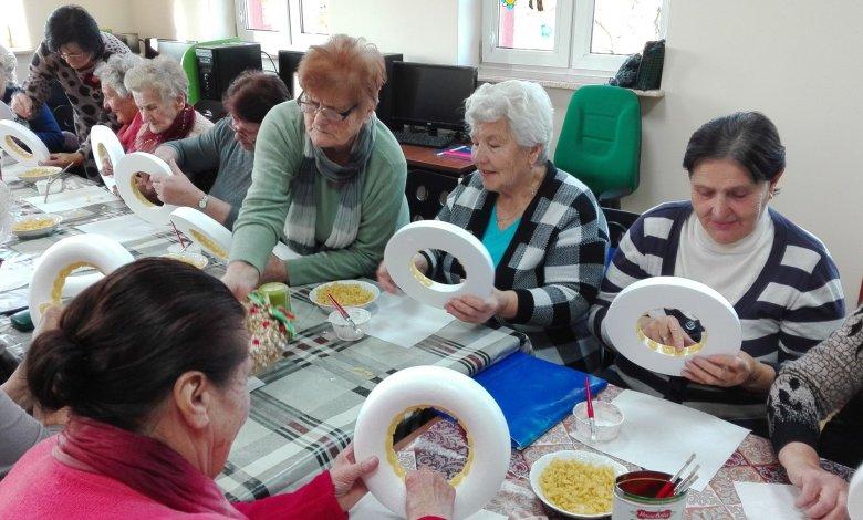 """Nabór – projekt socjalny """"Aktywny Senior III"""""""