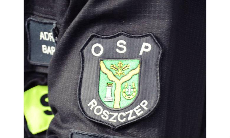 Nowy sprzęt w OSP Roszczep
