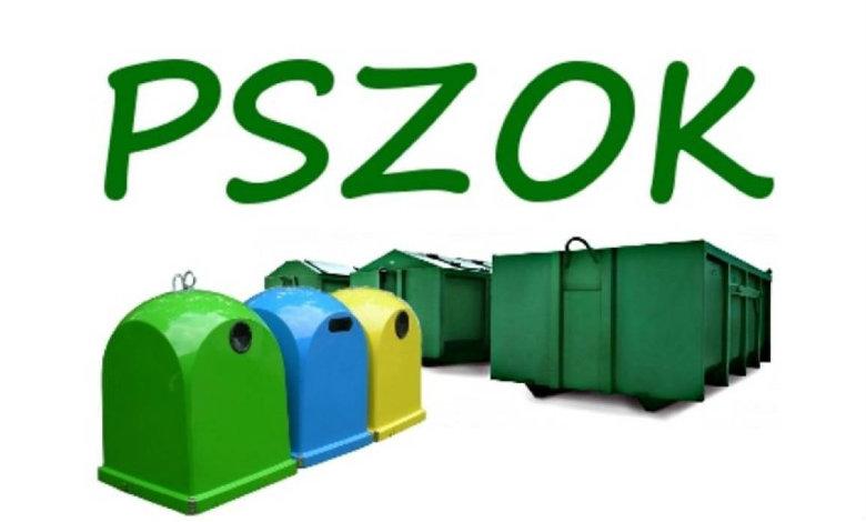 UWAGA! Punkt Selektywnego Zbierania Odpadów Komunalnych NIECZYNNY