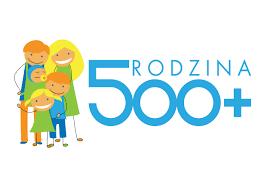 UWAGA - ŚWIADCZENIE 500+ PRZYZNANE JEST DO 2021 ROKU